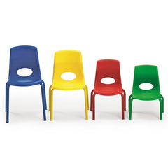 "6 Pack 10"" MyPosture™ Chairs - Honor Roll Childcare Supply"