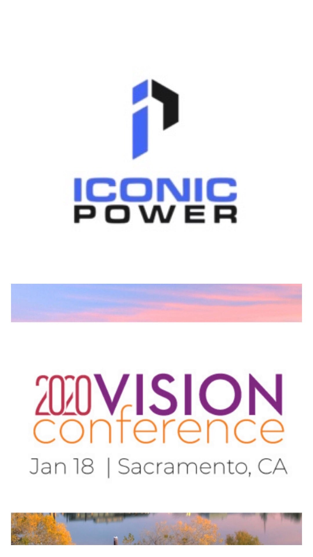 2020 Vision Conference with YesHoneyCo