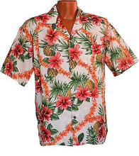 Hawaiian Welcome Aloha Shirt