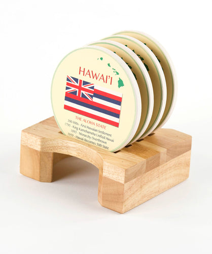 Hawaiian History Coaster
