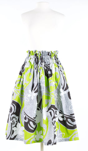 Hawaiian Ocean Current Pa'u Skirt