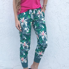 Monogram Fall Harvest Pants