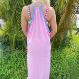Pretty in Pink Cover-Up