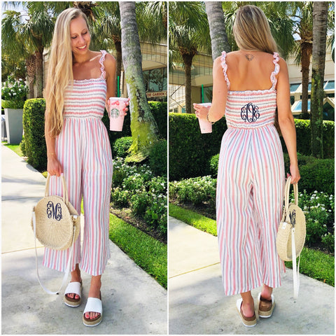 Monogram Havana Two Piece Set
