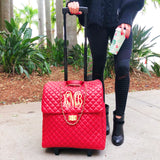 Monogram Roxy Rolling Carry On
