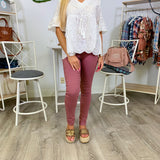 Monogram Madly Mauve Jeans