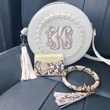 Monogram Stella Stitch Crossbody Bag