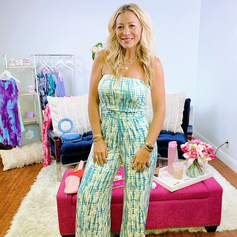 Riley Rainbow Jumpsuit
