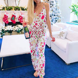 Monogram Champagne Cheers Jumpsuit
