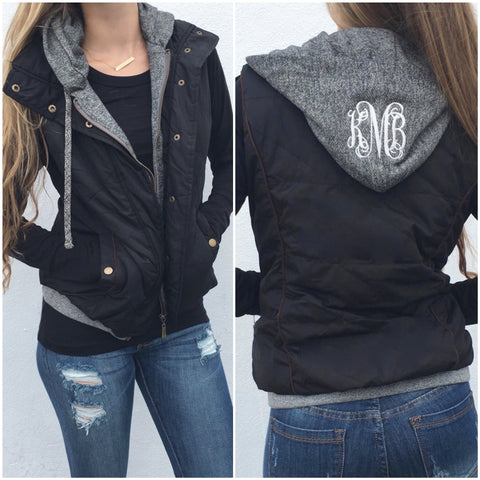 Monogram Motorcycle Jacket