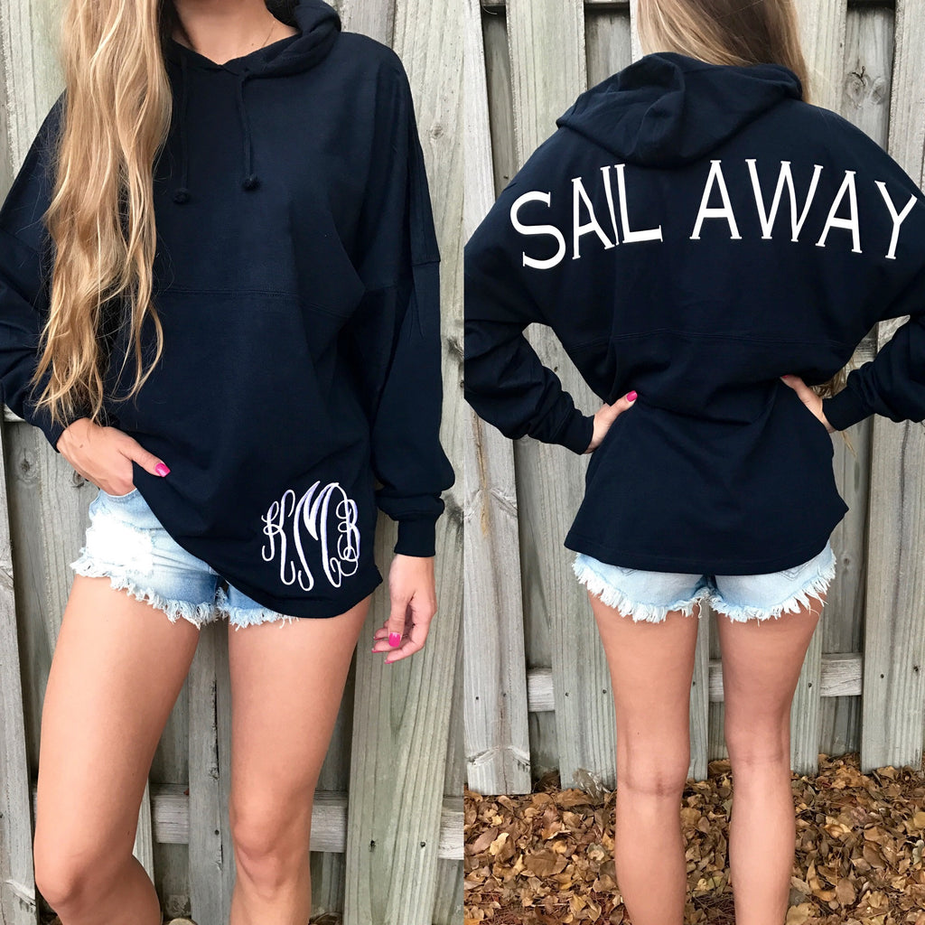 Monogram Sail Away Spirit Jersey