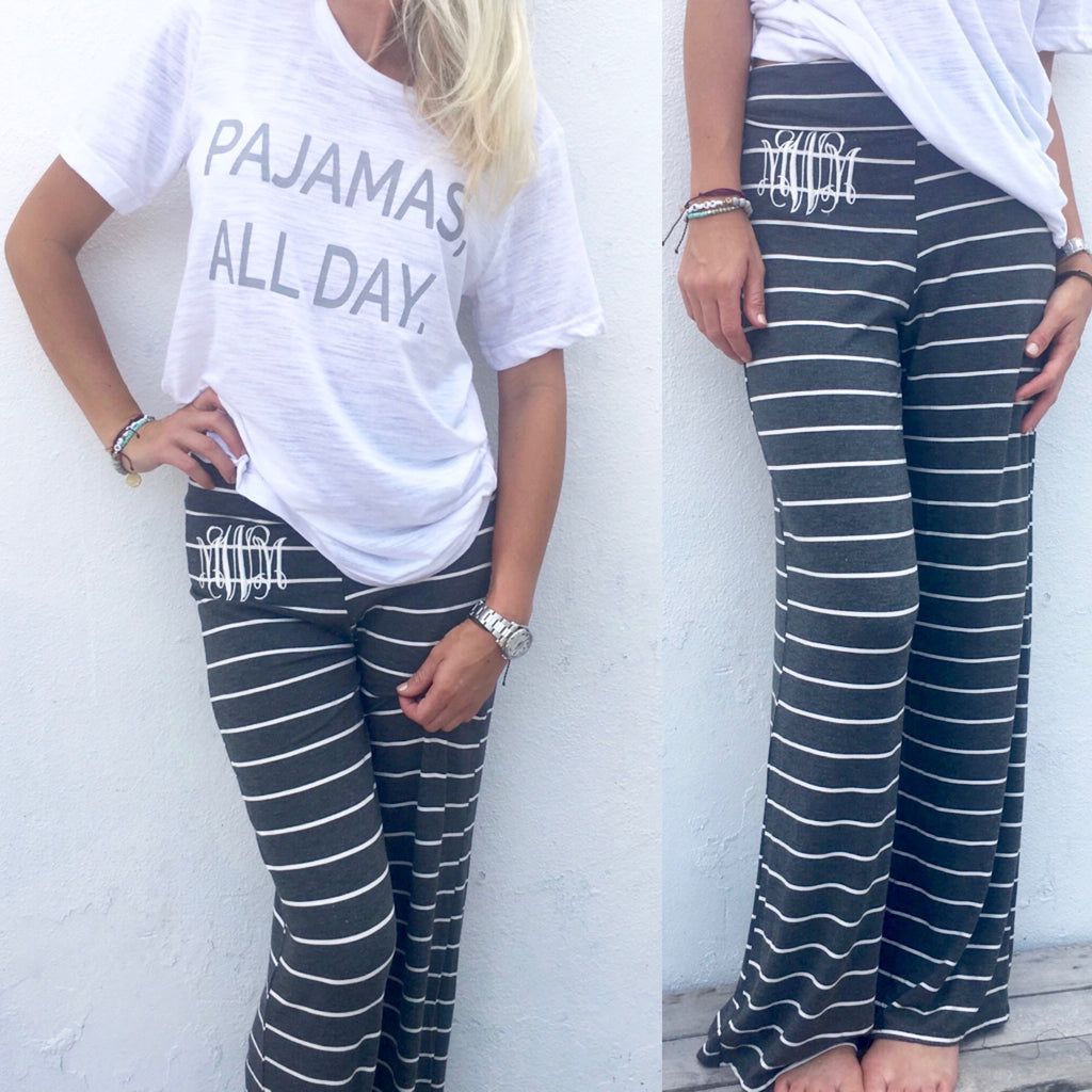 Pajamas All Day Tee