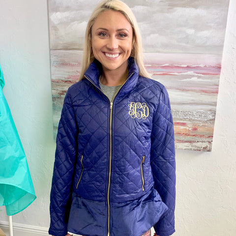 Monogram Safari Jacket