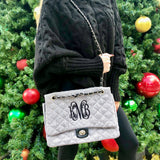 Monogram Paris Quilted Crossbody