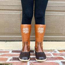 Monogram Athena Sandals
