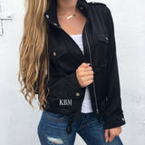 Monogram Lennon Lightweight Jacket