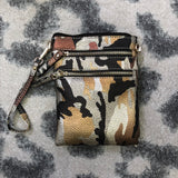 Monogram Camo Crossbody Bag