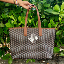 Monogram Avenue Handbag