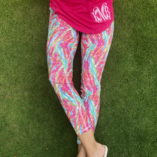 Lucas Leopard Leggings