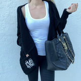 Monogram Kerry Knit Cardigan