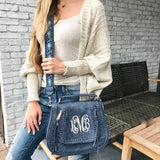 Monogram Skylar Crossbody Bag