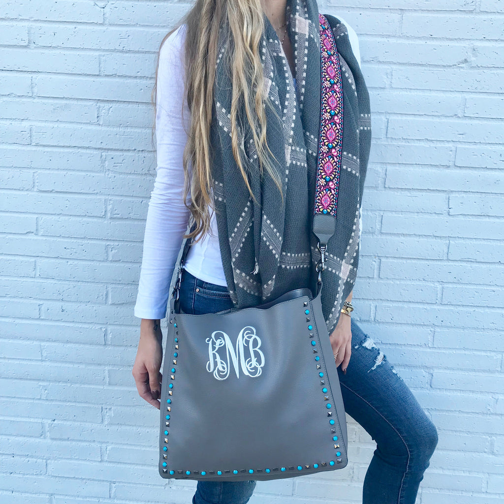 Monogram Ace Crossbody Bag