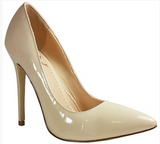 Nadia Nude Pumps