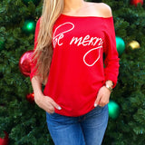 be merry sweatshirt
