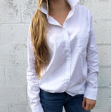 Monogram Gigi Button Down Shirt
