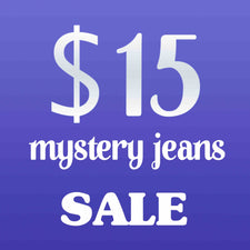 Mystery Jeans Sale