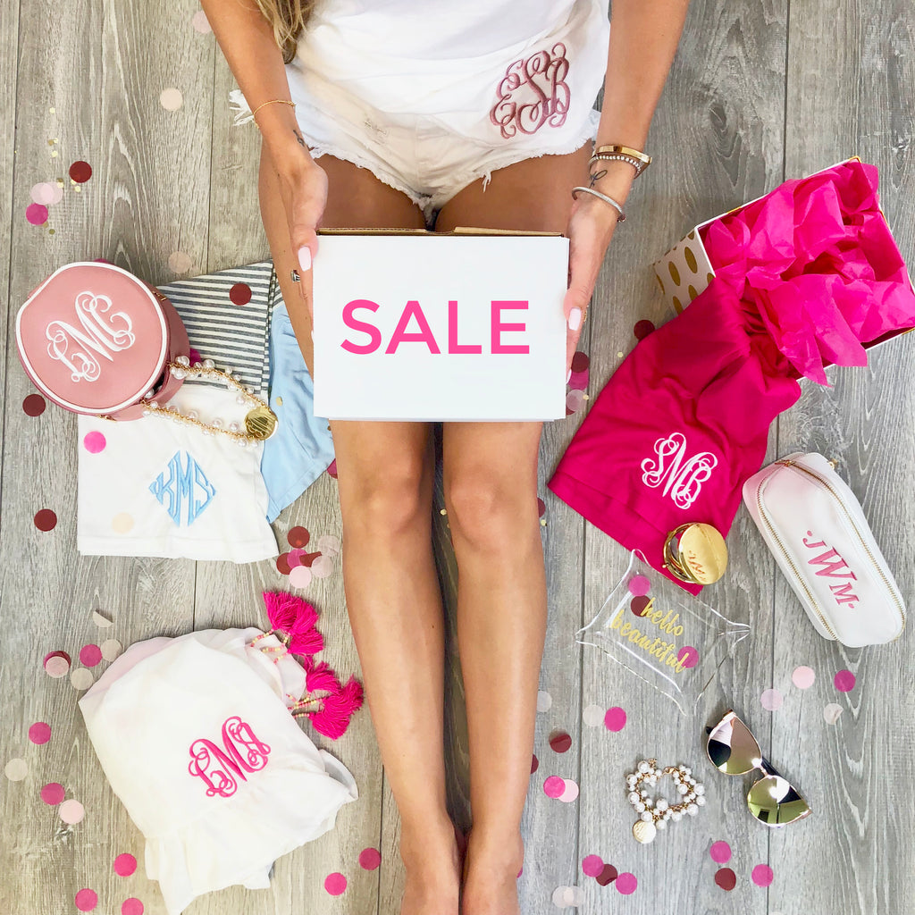 SALE Monogram Mystery Box {One Time Purchase}