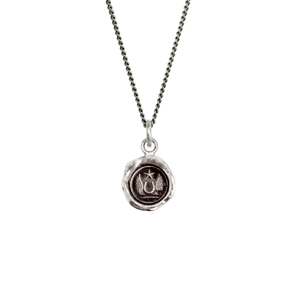 Luck & Protection Talisman-Silver