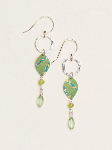 Tansy Earring - Green
