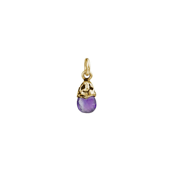 Balance 14K Gold Capped Attraction Charm | Magpie Jewellery