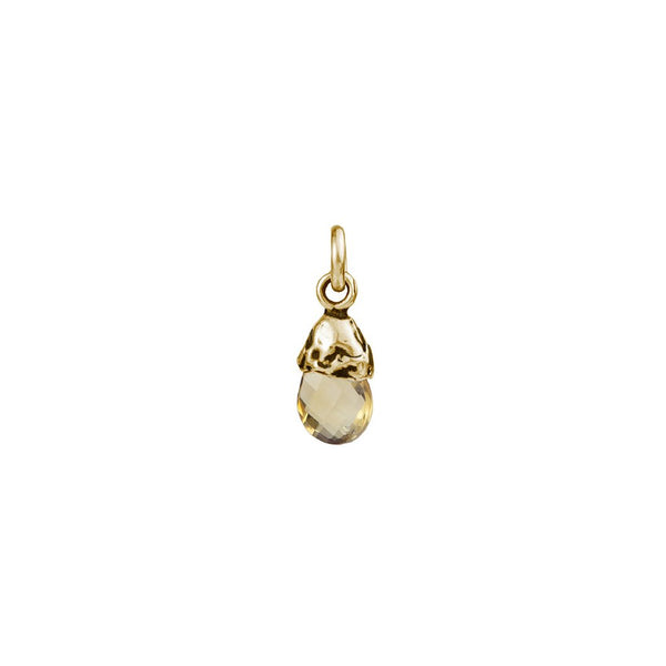 Confidence 14K Gold Capped Attraction Charm | Magpie Jewellery