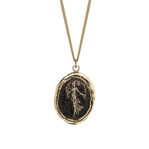 Festive Spirit 14k Gold Talisman from Signature Collection