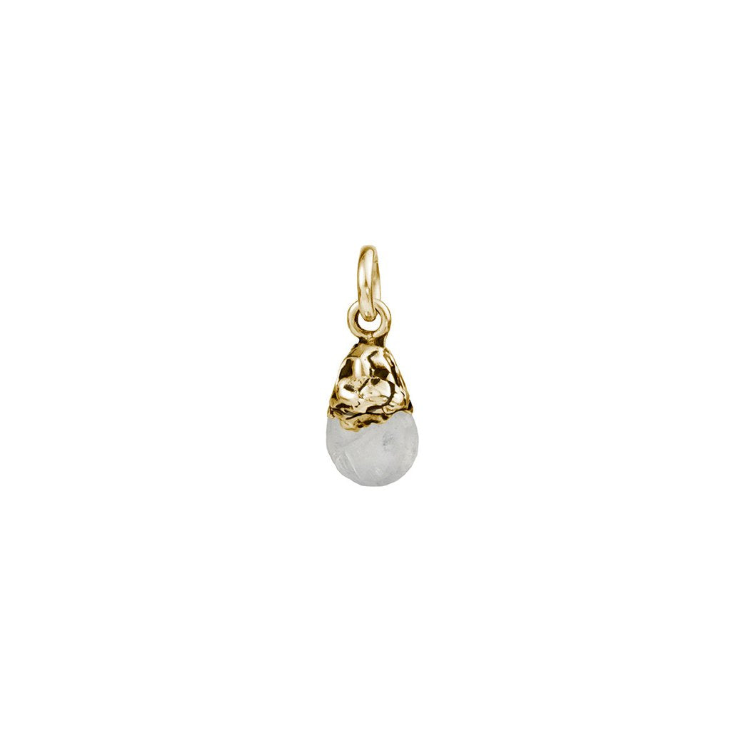 Improvement 14K Gold Capped Attraction Charm | Magpie Jewellery