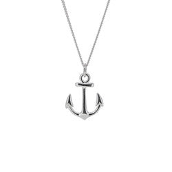 Havana Anchor Necklace