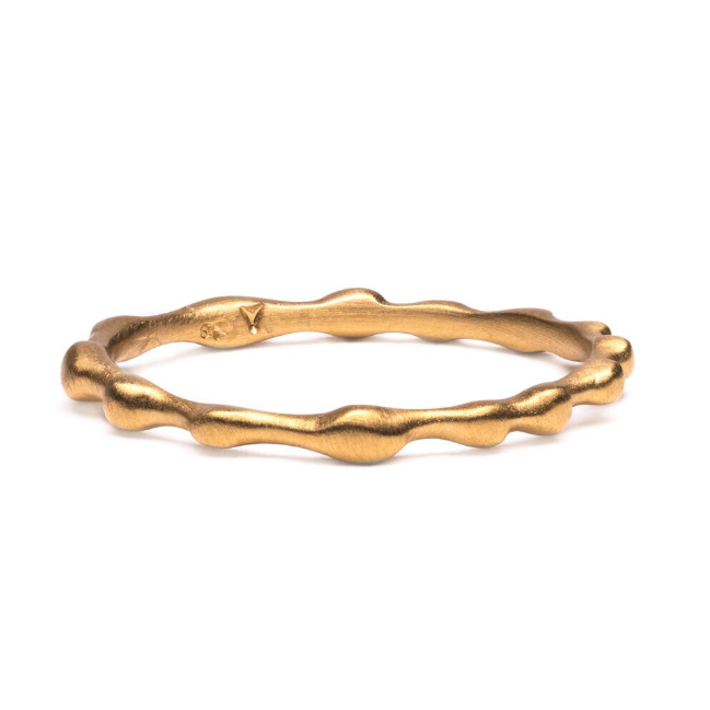 Drips Wedding Band | Magpie Jewellery