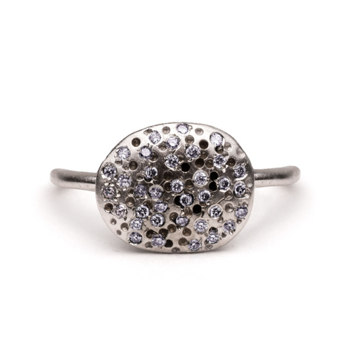 Pock Sparkler Solitaire | Magpie Jewellery