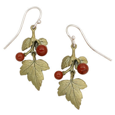 Gooseberry Drop Earrings