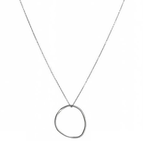 Single Small Loop Necklace