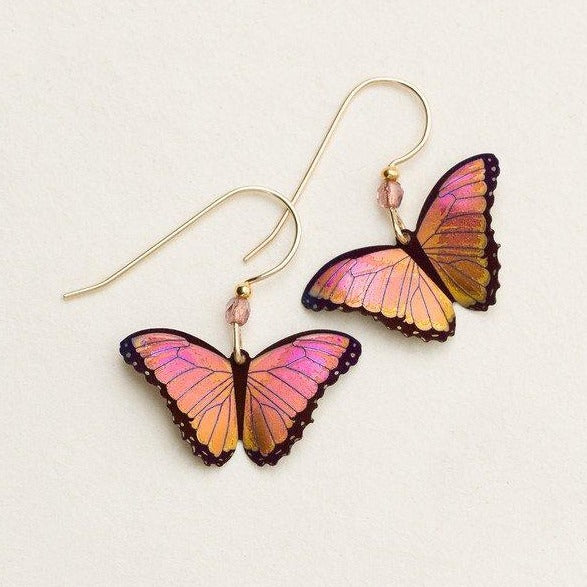 Bella Butterfly Earrings-Magpie Jewellery