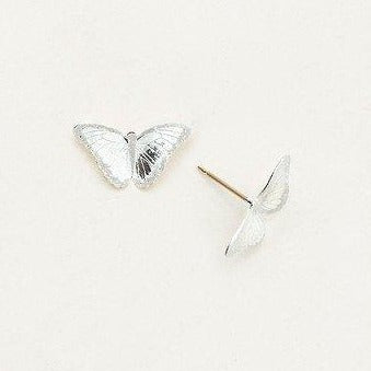 Petite Butterfly Studs