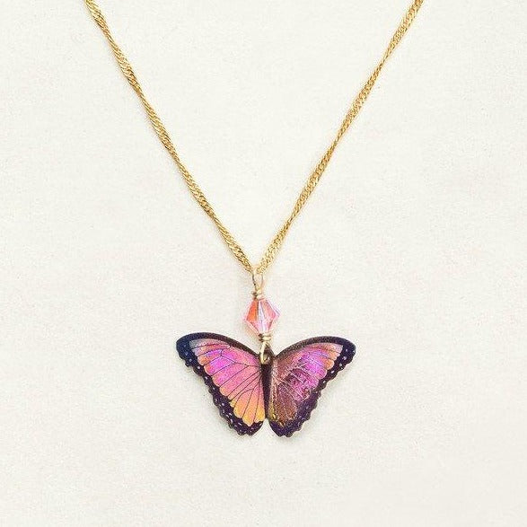 Bella Butterfly Pendant Necklace | Magpie Jewellery