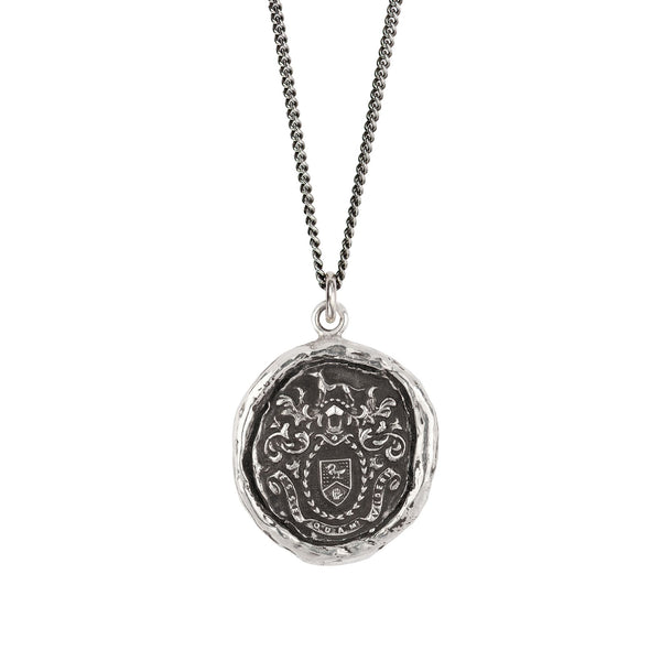 Authentic Silver Talisman | Magpie Jewellery