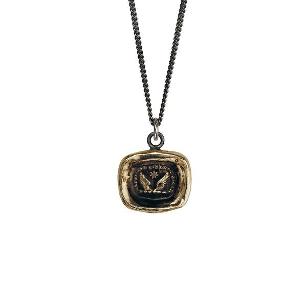 Ambition Talisman Bronze | Magpie Jewellery