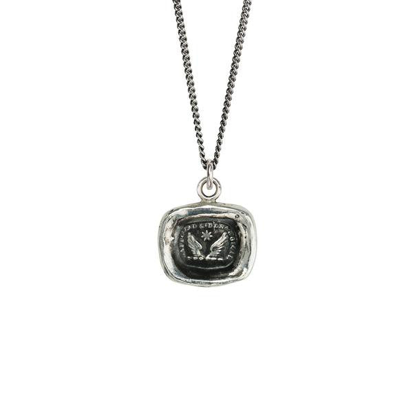 Ambition Talisman Silver | Magpie Jewellery