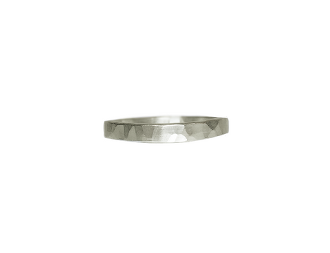 Thin Hammered Band