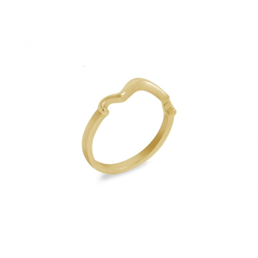 Gold Ring Guard